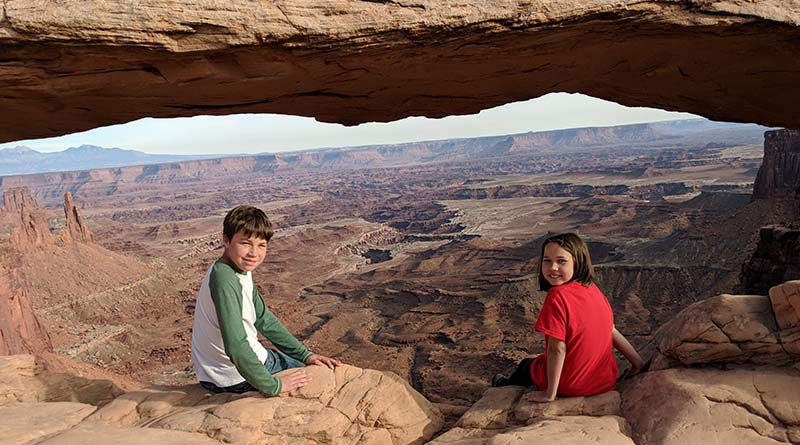 Canyonlands: A hidden national park.