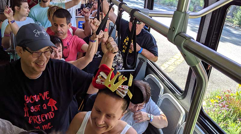 How to avoid crowds at Disney World -- even in the high season.